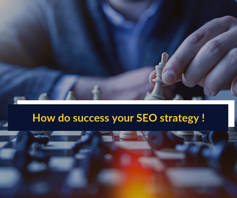 How do success your SEO strategy- featured image